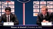 "Al Khelaifi : ""C'est le choix de Leonardo"""