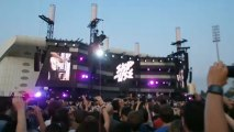 MUSE - Concert du 26 Juin 2013 au Stade Charles Erhrmann