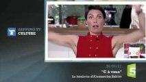 Zapping TV du 27 juin 2013 : la bourde d'Alessandra Sublet face à Patrick Timsit