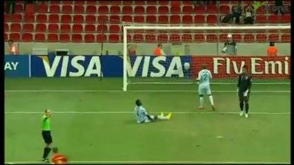 España 2-0 Francia (Gol de Jesé) MUNDIAL SUB-20 - Vídeos de Goles de la Selección Española