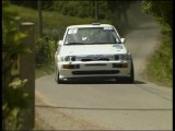 Rallye régional Esculape Bagnols les Bains 2013