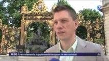 Création d'une brigade de soirée de Police Municipale : interview de Mathieu Klein sur France 3