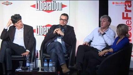 Rencontre avec la rédaction de Libération