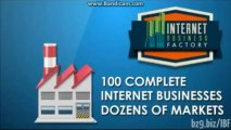 Internet Business Factory Review - the worst internet marketing strategy ever