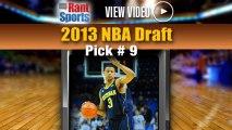 2013 NBA Draft: Timberwolves Select Trey Burke With No. 09 Pick