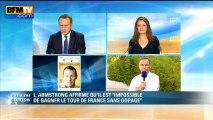 Dopage: Bernard Hinault quitte un duplex fâché - 28/06