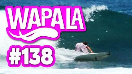 Wapala Mag N°138 : SUP aver Zane Schweitzer, surf trip à la Réunion, windsurf aux Canaries, Wake the Line 2013