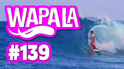 Wapala Mag #139 : Surf en trio, SUP aux Iles Marshall, freestyle Project, Kelly Slater toujours au top