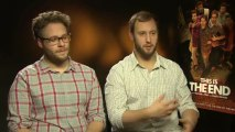 Seth Rogen and Evan Goldberg on This is the End - video interview