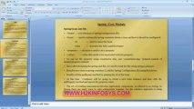 Java Spring Core module | Java Online Tutorial