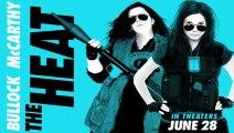 The Heat Starring Sandra Bullock, Mellisa McCarthy Humour Is Always Good #MovieReviews