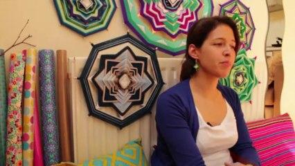 Bárbara Almeida apresenta as suas lindas mandalas