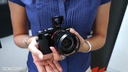 Sony RX1R anteprima della fotocamera