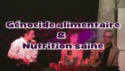 Génocidealimentaireet Nutrition saine