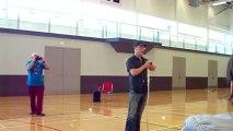 Fouet Artistique: Whipcracking Convention: Adam conseille le métronome