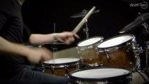 drum-tec Pro Series e-drums with Roland  TD-30 V-drums modul