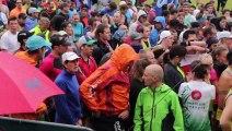 Départ du Cross et du 10km  - Chamonix Marathon et Cross du Mont-Blanc 2013