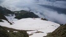 80km- Passage au Brévent - Chamonix Marathon et Cross du Mont-Blanc 2013