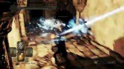 Gameplay 2 de Dark Souls 2