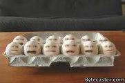 Çığlık Atan Yumurtalar