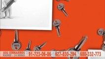 Cerrajerias urgencias RIVAS-VACIAMADRID 627830284 Cerrajeros 24H RIVAS-VACIAMADRID. ASG Cerrajeros