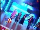 Radha Krishnude song sung by Sai Karthik and team @ Romance audio release