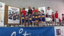 Fête du mini basket 2013