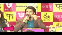 Ranveer Singh's lucky Moustaches
