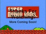 Super Mario Bros Sound Effects - Backwards!