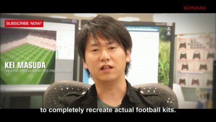 Exclusive Producer Interview - Episode 2 de Pro Evolution Soccer 2013