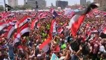 Egypte : pro et anti Morsi manifestent au Caire