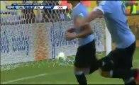 Uruguay 1-1 Italia (Gol de Cavani) COPA CONFEDERACIONES