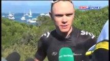 Tour de France / Froome passe à l'attaque - 30/06