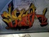 funker540 , mes graffity au lieu du airsofte sa change tous !!;)
