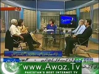Tajzia Huma Baqai k Sath on PTV News – 30th June 2013