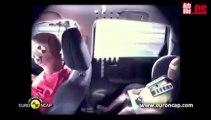 Crash tests Euro NCAP Honda CR-V 2013