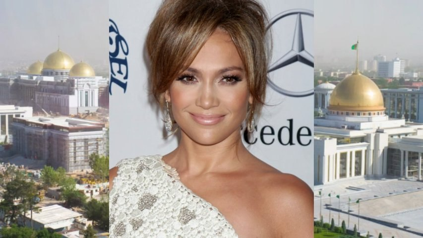 JLO under scrutiny for performing for leaders of countries withhuman rights violations!