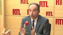"""Jean-François Copé : """"Je ne suis pas le porte-parole de Nicolas Sarkozy"""""""
