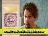 Organic Supplements, Raw Maca Powder