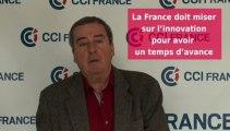 CCI France - Une minute pour parler d' industrie - H.WATRIN
