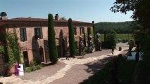 Art et 'Cru Classé' de Provence au Château Sainte Roseline Un Verre de Terroir en Provence