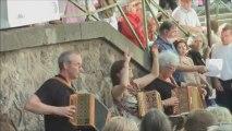 Voix sur berges - Chanteurs de rue - Tigresses Diatoniques