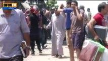 Egypte: le QG des Frères musulmans attaqué - 1/07