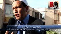 Interview d'Hassan Chalghoumi, Imam de Drancy, sur la question Égyptienne et copte