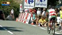Tour de France: voyage au cœur des paysages escarpés du col de Vizzanova - 01/07