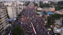 Millions of Egyptian protesters rally against President Morsi