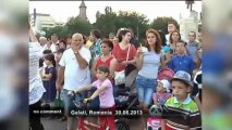 Romanian flash mob - no comment