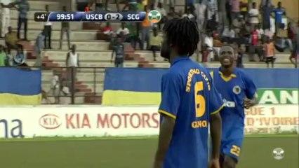 Résumé de la 25ème Journée Ligue1 CIV 2012-2013