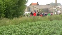 rally d ypres 2013!! es hollebeke 1er passage, et es de westouter 2eme passage...