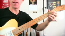 Ain't Talkin' 'Bout Love - Van Halen - Electric Guitar Riff Lesson - Rock Instructional Tutorial